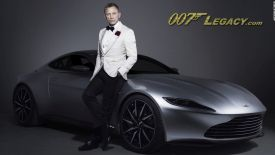 007 Legacy James Bond Wallpaper number 3